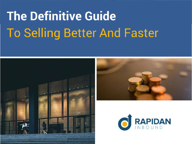 Download The Definitive Guide To Selling Better and Faster eBook